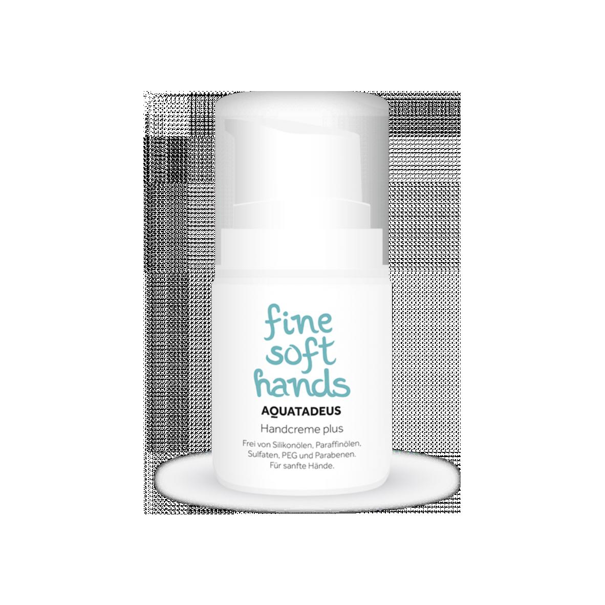 aquatadeus fine soft hands kézkrém